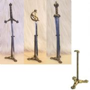 3 Claw Letter Opener Display Stand